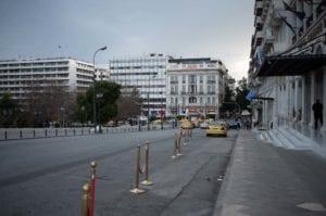 Η απαγόρευση κυκλοφορίας λόγω κορωνοίού παρατείνεται