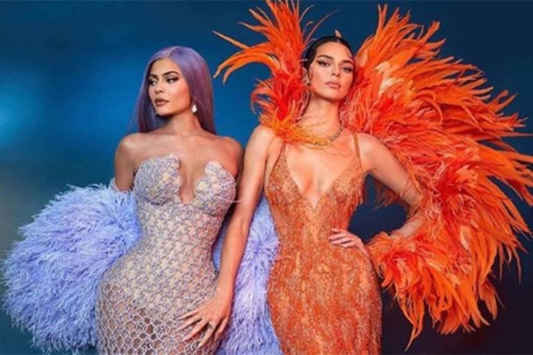 Oι αδελφές Jenner στο Met Gala