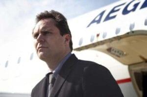Ο Ευτύχης Βασιλάκης μιλάει για τις επιπτώσεις της πανδημίας του κορωνοϊού στις αερομεταφορές