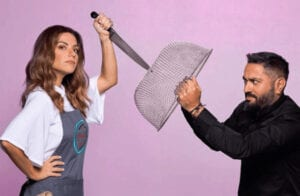 Η Βάσω Λασκαράκη και ο Λευτέρης Σουλτάτος κάνουν εκπομπή στη θέση της Μενεγάκη