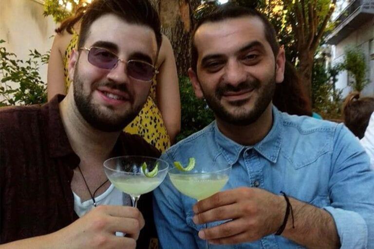 Σταύρος Βαρθαλίτης: για δείπνο με τον Λεωνίδα Κουτσόπουλο