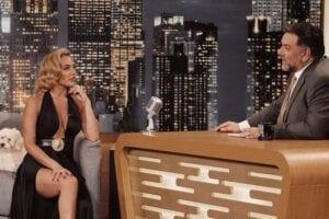 Η Κόνι Μεταξά ήταν καλεσμένη στο The2nightshow
