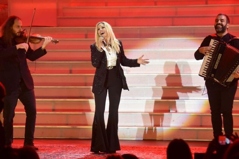 Αννα Βίσση συναυλία στο Άλσος