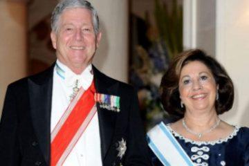 Πρίγκιπας Αλέξανδρος, Πριγκίπισσα Αικατερίνη