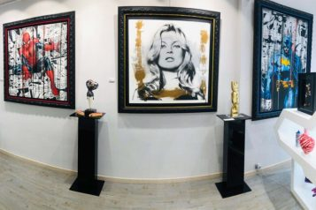 The Art Dose :Ψηφιακή έκθεση διεθνούς φήμης καλλιτεχνών