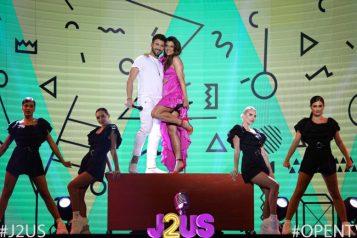 Η Χριστίνα Βραχάλη και ο Γιώργος Λιβάνης αποχώρησαν από το J2US
