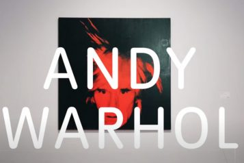 Σύντομη ξενάγηση στην έκθεση Andy Warhol, στην Tate Modern