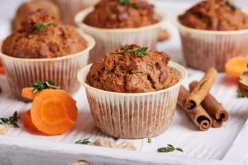 carrot muffin