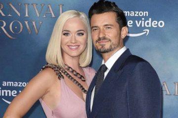 Katy Perry - Orlando Bloom