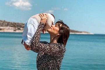 Η Νίκη Θωμοπούλου αποκαλύπτει πόσα κιλά πήρε στην εγκυμοσύνη